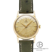 Antique Omega Round 30mm Caliber 2902-2sc Manual Winding Watch Men's Used
