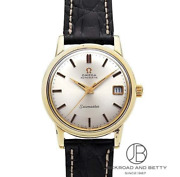 Antique Omega Seamaster 166.003 Automatic Watch 1966 Made Men Used