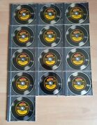 Collectables 45's On Cd Classic Hit Series Rare Doo-wop Singles Collection X13