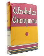 Bill Wilson Alcoholics Anonymous 1st Edition 14th Impression