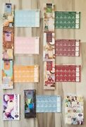 Collectible Scentsy 2020 Supplies Lot Wotm Flyers Stickers Spring Fall Catalogs