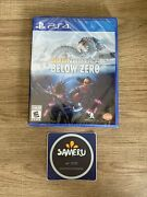 New Subnautica Below Zero Playstation 4 Ps4 Sealed Usa Seller Free Shipping