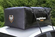 100s50 Rightline Gear Sport Jr Car Top Carrier 10 Cu Ft Sized For Compact Cars