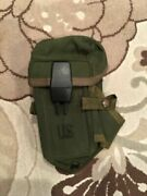 One Green Magazine Ammo Pouch Small Arms Usmc Surplus, Pre-owned