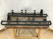03-09 Hummer H2 Driver And Passenger Pair Of Rock Rails 2pc See Notes