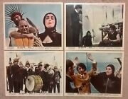 Help 1964 The Beatles Original Uk Front Of The House Lobby Card Set Of 8