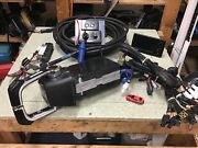 Yamaha Outboard Dual Engine Dec Control Box 6x6-d-1515649 And Rigging