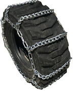 New Holland T2420 14.9-24 Rear Tractor Tire Chains