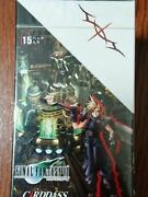 Rare Final Fantasy Carddus Masters Booster Pack Of 15 Ff7