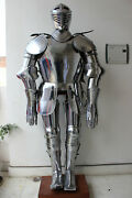 Medieval Combat Full Body Armor Suit Home/office Decor Wearable Halloween Item