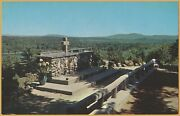 Rindge, New Hampshire - Cathedral Of The Pines, Alter Of The Nation And Alter Rail
