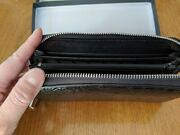 Genuine Leather Crocodyl Wallet Long Wallet With Coins