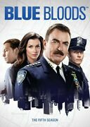 Blue Bloods The Fifth Season [used Very Good Dvd] Boxed Set, Ac-3/dolby Digit