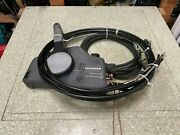 Honda Outboard Side Mount Remote Control W/ Cables Orininal Oem Part