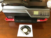 Hp Officejet 4620 Printer And Copier/fax/scanner New Color Ink