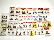 Lot Of 38 Pieces Lemax Christmas Village Figurines And Accessories With Package