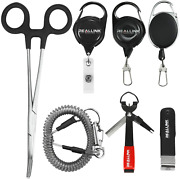 Fly Fishing Tools Kit And Accessories Combo Kits, Fishing Quick Nail Knot Tying