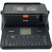 New Brother Pte800w Pt-e800w Label Maker Electronic Wrlss Dsktp Sys