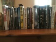 17 Signed Don Delillo First Editions Including White Noise And Underworld