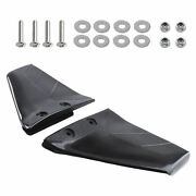 2pcs Hydrofoil For Outboards Wave Pressure Board Fit For 50hp Engines