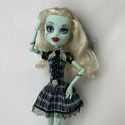 Monster High Doll Frankie Stein First Wave 2008 Original Ghouls 11 Loose