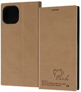 Ray-out Iphone 13 Case Cover 6.1 Disney Flip Leather Side Magnet Winnie The Pooh