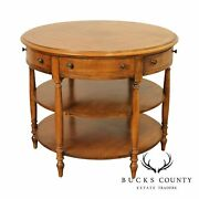Lexington 'the Southern Living Collection' Round Center Occasional Table