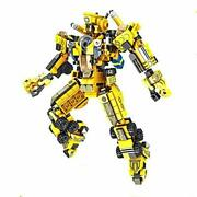 Ay Robot Building Block Toys Age 5 6 7 8 9 10 Years Old Boys And Girls Best Toys
