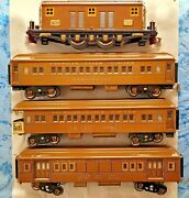 American Flyer Standard Gauge Presidentand039s Special Set 1465 From Circa 1926
