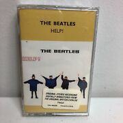 The Beatles Help Cassette Tape Brand New Vintage Yesterday Ticket To Ride