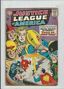 Justice League Of America 29 Justice Society Crisis On Earth 3 Very Good+ Cond