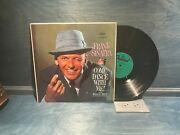 Frank Sinatra – Come Dance With Me Lp Capitol Records – Sn-16203 Ex/ex