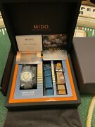 Mido Ocean Star Decompression Timer 1961 Limited Edition Turquoise 2021
