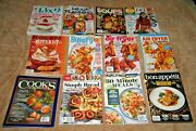 12 Food Cooking Recipe 2021 Brand New Free Usa Shipping