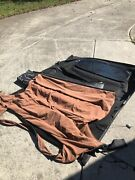 2012 - 2018 Bentley Continental Gtc Convertible Top Roof With Glass Oem Used