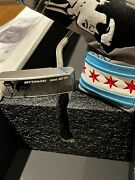 Bettinardi Blues Brother Proto Type Putter 1/1 / Cover And Blues Brother Marker