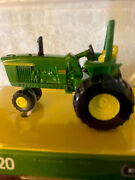 John Deere Tractor 4020 Ertl Iron Collection Edition, Sealed, Farm Toy 1120-1