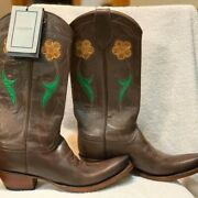 Lucchese Womens Boots Size 9 Polo