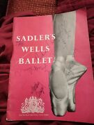 Sadler's Wells Ballet From The Royal Opera House Convent Garden 1953 Signed By 8