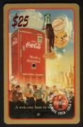 Coca-cola And03995 25. Sprite Boy With Coke Bottle And Vending Machine Phone Card