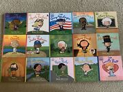 Ordinary People Change The World 15 Book Set By Brad Meltzer Hardcover 1st Ed
