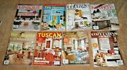 Mixed Lot Of 8 Home Cottage 2021 Brand New Free Usa Shipping
