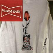Discontinued Flower Wasted Youth Ron Black Eye Patch