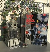 """1998 Lost In Space Robot 24"""" Mint In Box By Trendmasters - Rare"""