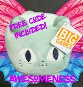 Pet Simulator X Cat Plushie With Code Limited Edition