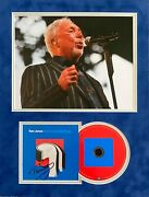 Tom Jones Signed Cd Mount Photo Display Music Autograph Surrounded By Time 2