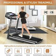 Sytiry-treadmill With Screentreadmills For Home With 10 Hd Tv-3.25hp Motor App