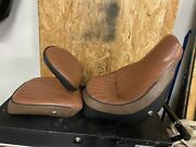 Corbin Classic Solo Seat Backrest And Pillion H-d Softail Models Hd St 10-s