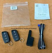 New Fortin Rfk442 2-way Rf Add-on Kit W/ Two 4-button Remotes