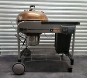 Weber Performer Deluxe 22-inch Charcoal Grill
